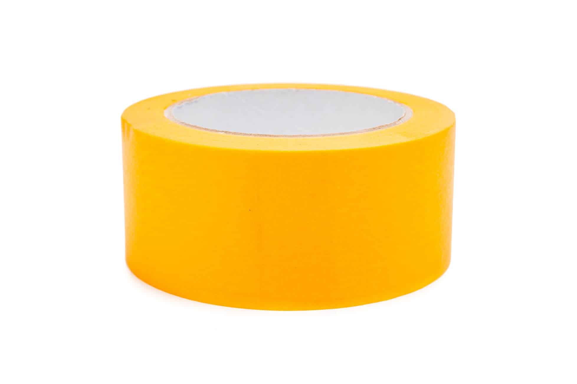 Fendwrap F-Tape - Yellow Washi